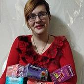Переможець Ірина Саломаха