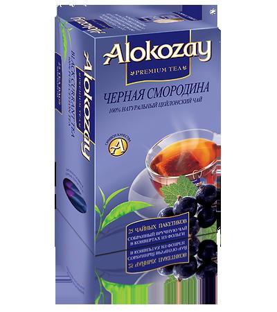 черная смородина алокозай