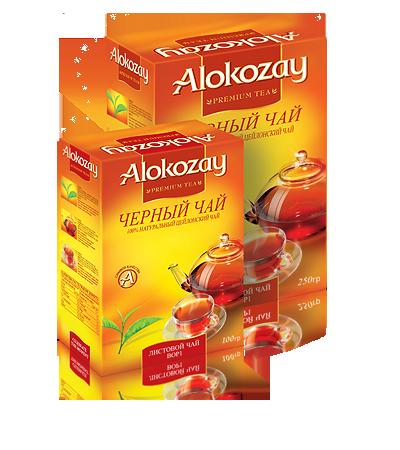 черный чай алокозай