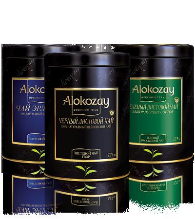 премиум чай алокозай