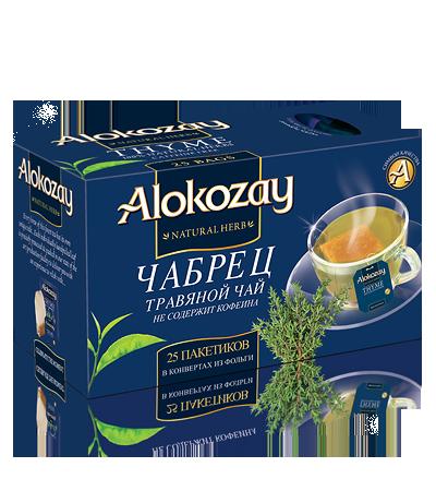 алокозай чай с чабрецом