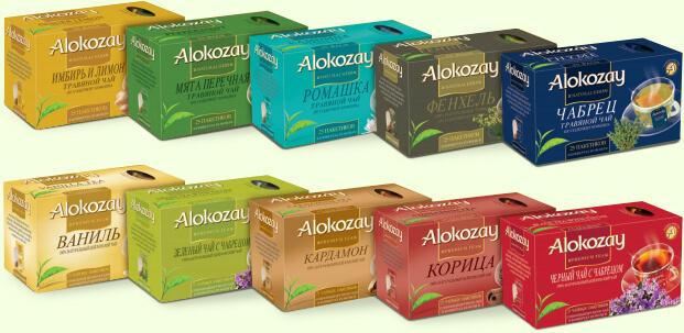 alokozay собирай и получай 2016