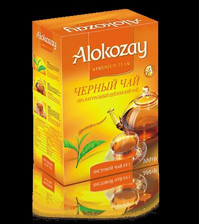 мелколистовой чай alokozay FF1