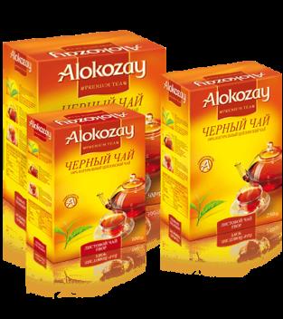 среднелистовой alokozay FBOP