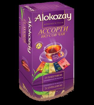 ассорти alokozay