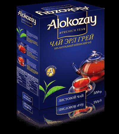 Эрл грей alokozay